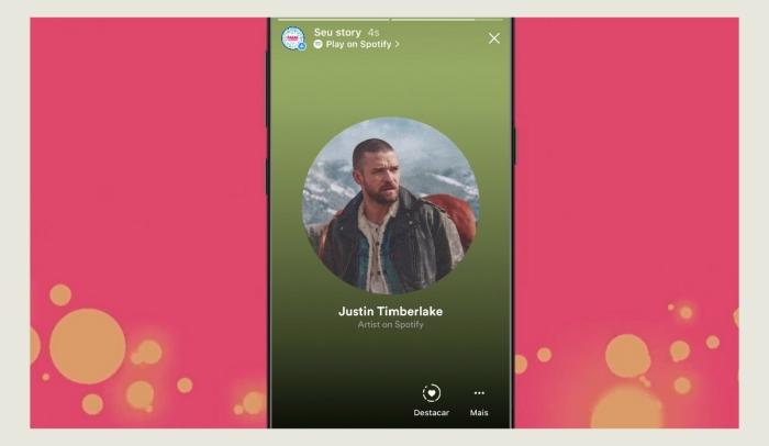 Compartilhar Músicas do Spotify no Instagram Stories - FAMA Marketing Digital