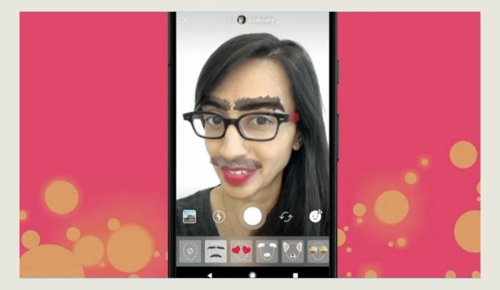 Efeitos de Câmera de Realidade Aumentada - FAMA Marketing Digital