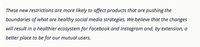 Citação de Post de Joel - FAMA Marketing Digital