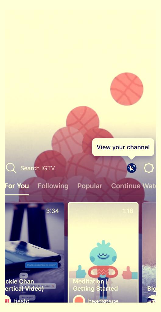 IGTV_ O Melhor Guia Para A Nova Plataforma De Vídeos Do Instagram! 12 - FAMA Mkt Digital