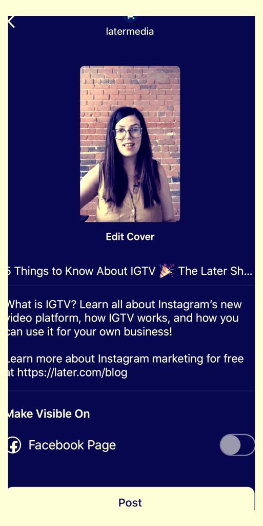 IGTV_ O Melhor Guia Para A Nova Plataforma De Vídeos Do Instagram! 14 - FAMA Mkt Digital
