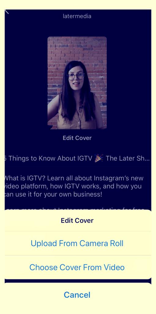 IGTV_ O Melhor Guia Para A Nova Plataforma De Vídeos Do Instagram! 15 - FAMA Mkt Digital