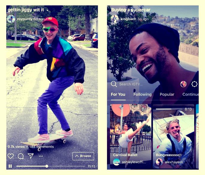 IGTV_ O Melhor Guia Para A Nova Plataforma De Vídeos Do Instagram! 4 - FAMA Mkt Digital
