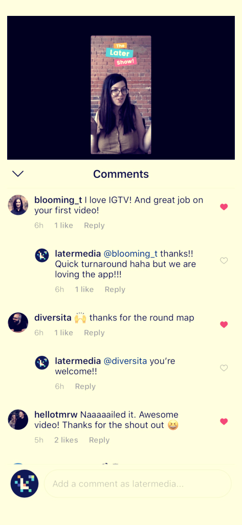 IGTV_ O Melhor Guia Para A Nova Plataforma De Vídeos Do Instagram! 7 - FAMA Mkt Digital