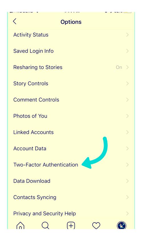 Como Proteger sua Conta do Instagram de ser Hackeada - 5